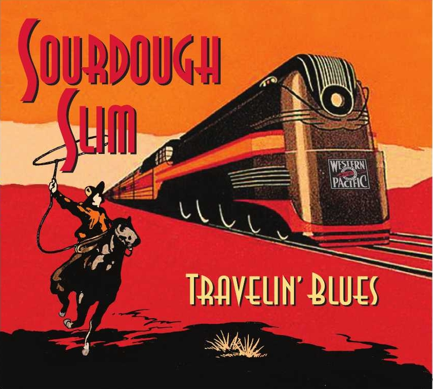 Travelin' Blues CD Cover